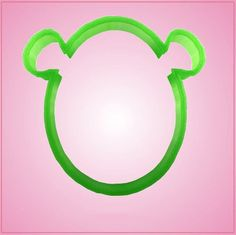 Green Ogre Cookie Cutterby Cheap Cookie Cutters. Our green ogre cookie cuttersare 4 inches tall, just over 3-1