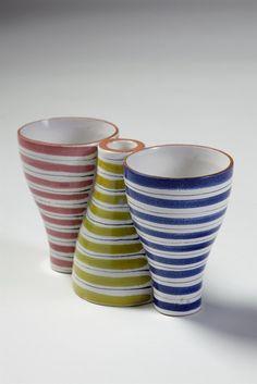 Vase/Candlestick, designed by Stig Lindberg for Gustavsberg — Modernity