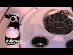 Hurricane SunDeck 2200 DC IO Product Walk-Through