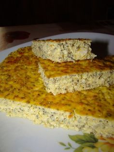 Raw Vegan Recipes, Vegetarian Recipes, Cooking Recipes, Healthy Recipes, Healthy Food, Granola, Easter Pie, Low Carb Deserts, Tasty
