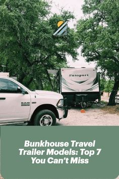 Bunkhouse travel trailers are extremely popular with families for obvious reasons. Take our family for example: We purchased a bunkhouse model Keystone Passport Ultralite travel trailer in 2017 and used it to travel all over the continent. Its 26 feet of living space accommodated our family of five and helped keep the peace on the road, providing some private space for the kids. If you are looking for a bunkhouse travel trailer for weekend getaways or to experience the RV lifestyle I can help. Bunkhouse Travel Trailer, Travel Trailer Living, Travel Trailers, Keystone Passport, Keystone Rv, Different Lines, Family Of Five, Keep The Peace, Forest River Rv