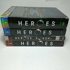 Pick One or More DVD Box Set: Heroes/Les Héros TV Series in Original Box & Cases Rome Tv Series, Blu Ray, Dvd Set, The Originals, Movies, Originals, Films, Film Books, Movie