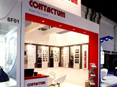 Contactum's products were displayed at its efficient stand at the Middle East Electricity 2016.