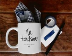 mr handsome via Ashley Brooke Designs