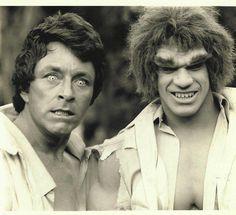 Hulk Bixby + Ferigno
