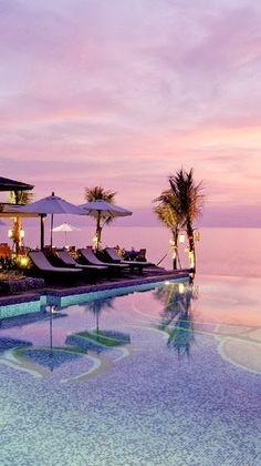 Hotel La Flora Resort & Spa in Khao Lak, Thailand - ✈ - Urlaub Vacation Places, Vacation Destinations, Dream Vacations, Places To Travel, Tropical Vacations, Wedding Destinations, Beach Vacations, Romantic Vacations, Holiday Destinations
