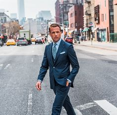 Headed into the #weekend in style.  #knotstandard #suitup #friday #streetstyle #fashion #style #menswear #men #mensstyle #mensfashion #custom #menswear #spring #suits #photography #bluesuit