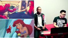 Disney Medley II - AJ Rafael & Todrick Hall - the music is good but the costumes are hilarious!