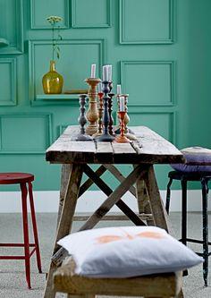 home decor - interior - interieur - woondecoratie - groen