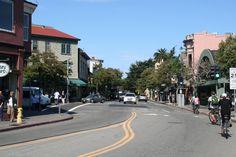 Downtown Sausalito, Marin County, CA