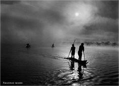 Le photographe humanitaire Sebastiao Salgado | Dans l'oeil de la caméra...
