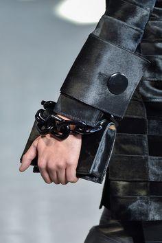 Calvin Klein at New York Fall 2015 (Details)
