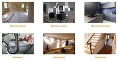 Reformas MATOI - Reforma Integral - Reforma de Cocinas - Fontaneria - Electricidad - Carpintería