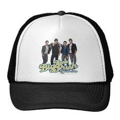 BTR Official Fan Mesh Hat