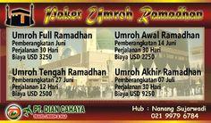 Paket Umroh Akhir Ramadhan Hub :021 9979 6784 Paket Umroh Promo Khazzanah Tours Travel Jadwal Umrah Murah Awal Tahun , Info Paket Umroh Ramadhan, Biaya Umrah Akhir Tahun