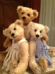 Bear family - cute