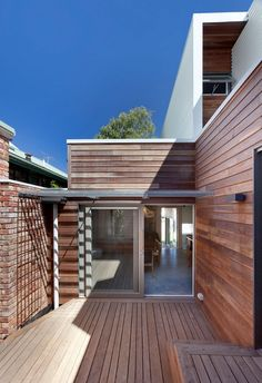 // Jack and Jill House by Breathe Architecture. Image: Andrew Wuttke