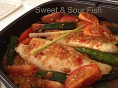 My Mind Patch: Happycall Assam Fish (sweet & sour)