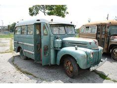 '47 FORD SUPERIOR  SCHOOL BUS