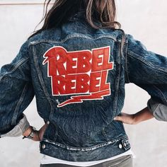 Rock 'n' Roll Style ✯ Rebel Rebel | sincerelyjules