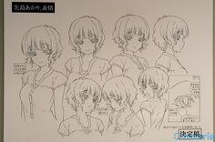 Nagi no Asukara Character Sheet, Drawing Board, Character Design References, Emoji, Manga, Drawings, Anime, Sketch, Google