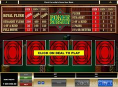 41 free #Poker will keep you entertained for a #while :) >> jackpotcity.co/free-poker.aspx