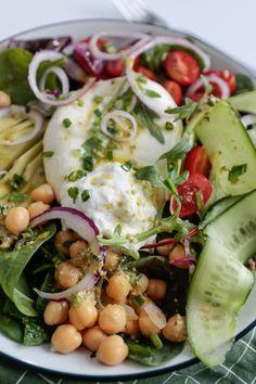 Bento, Cobb Salad, Quinoa, Healthy Recipes, Healthy Food, Favorite Recipes, Repeat, Diet, Bulgur