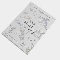 The Plastic Journey - a conscious coloring book created in partnership with Oceanic Global 's NYC Hub For #UNWorldOceansDay2020 #OceanicGlobal E Design, Graphic Design, Consciousness, Coloring Books, Presents, Journey, Nyc, Ocean, Plastic