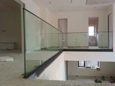Стеклянное ограждение Glass Railing, Glass, Bathtub