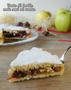 Torte Cake, Cake & Co, Bakery Recipes, Cooking Recipes, Italian Cake, Friend Recipe, Latest Recipe, Food Humor, Apple Recipes