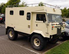Land Rover 101 Forward Control by tmv_media, via Flickr