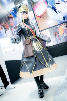 Re:Creators Military Uniform Princess cosplay
