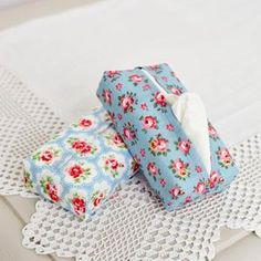 DIY учебник DIY держатель ткани / DIY ткани чехлы для тканей карманные пакеты - из бисера & шнура