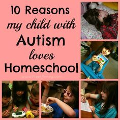 Homeschool a Child with Autism