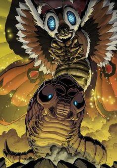 Mothra in comics