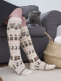 Nordic Yarns and Design since 1928 Knitting Socks, Handicraft, Mittens, Knit Crochet, Wool, Fabric, Handmade, Crafts, Crocheting