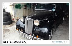 1939 Austin 12 classic car