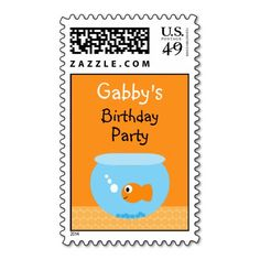 >>>best recommended          	Goldfish Kids Birthday Party Postage           	Goldfish Kids Birthday Party Postage We have the best promotion for you and if you are interested in the related item or need more information reviews from the x customer who are own of them before please follow the li...Cleck Hot Deals >>> http://www.zazzle.com/goldfish_kids_birthday_party_postage-172037773268626707?rf=238627982471231924&zbar=1&tc=terrest