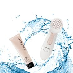 The Perfect Combo: Mary Kay Skinvigorate Cleansing Brush & Timewise Cleanser! Contact me for a great deal on this combo- www.marykay.com/LaShon