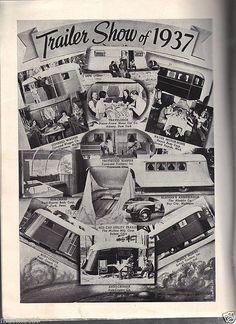 Random Vintage Trailer Ads! by Heintz Designs, via Flickr