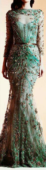 Ziad Nakad Haute Couture.