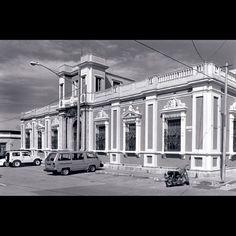Casa Yurrita, sede de los inicios de la URL #tbt #Landivar #inicios