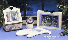 Gran's Garden Ros Stallcup Painting Pattern Book | eBay