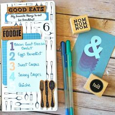 """Day 6 of 30... ""My favorite things to eat for breakfast"" This list makes me hungry! #30daysoflists #30lists #listing #listnerd #dailychallenge…"""