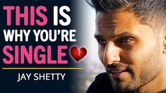 If You're SINGLE & Can't Find DEEP LOVE In A Relationship - WATCH THIS | Jay Shetty Good Thoughts Quotes, Deep Love, Text Me, Inspirational Message, Love Life, New Books, Storytelling, Jay, Improve Yourself