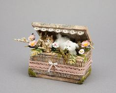 The ever-so-talented Bridget McCarty has been a dealer at Good Sam since 2011. Time and again, she creates charming little scenes with her 1...