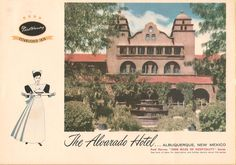 Fred Harvey Menu Union Terminal Cleveland 1958 The Alvarado Hotel Albuquerque Judy Garland Movies, Harvey House, Harvey Girls, Albuquerque News, Land Of Enchantment, My Land, Poster Prints, Posters, Wild West