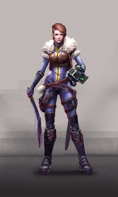 evihma:  Looking forward to Fallout 4 and thinking about how I want my vault dweller to look :)