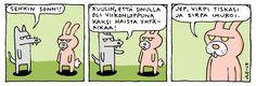 Anonyymit Eläimet - Nyt Peanuts Comics