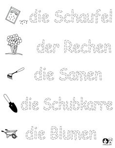 96 best Arbeitsblätter images on Pinterest in 2018 | German language ...